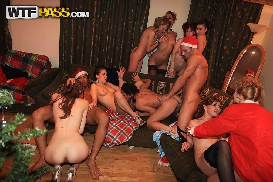 Порно вечеринка американок