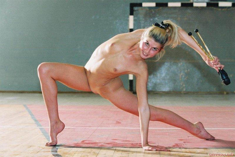 провела голые советские гимнастки трудом