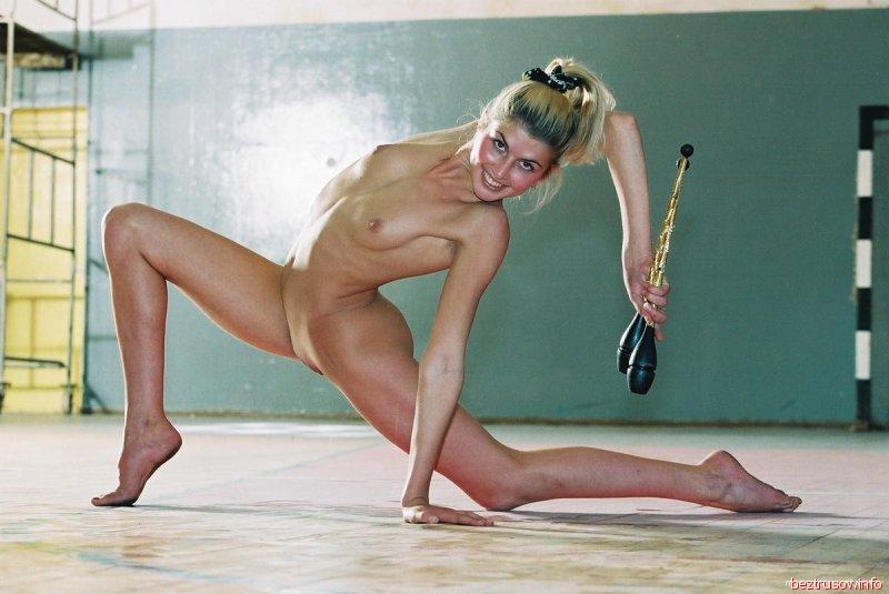 Порно культуристки гимнастки