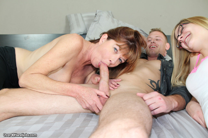 Giving ramdon guy blowjobs