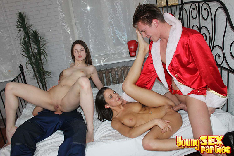 Asia My Christmas Party Sex Gal Xtapes 1