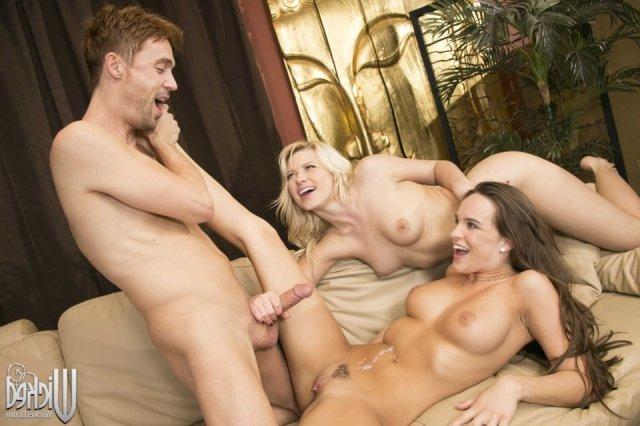 How to arrange an orgy