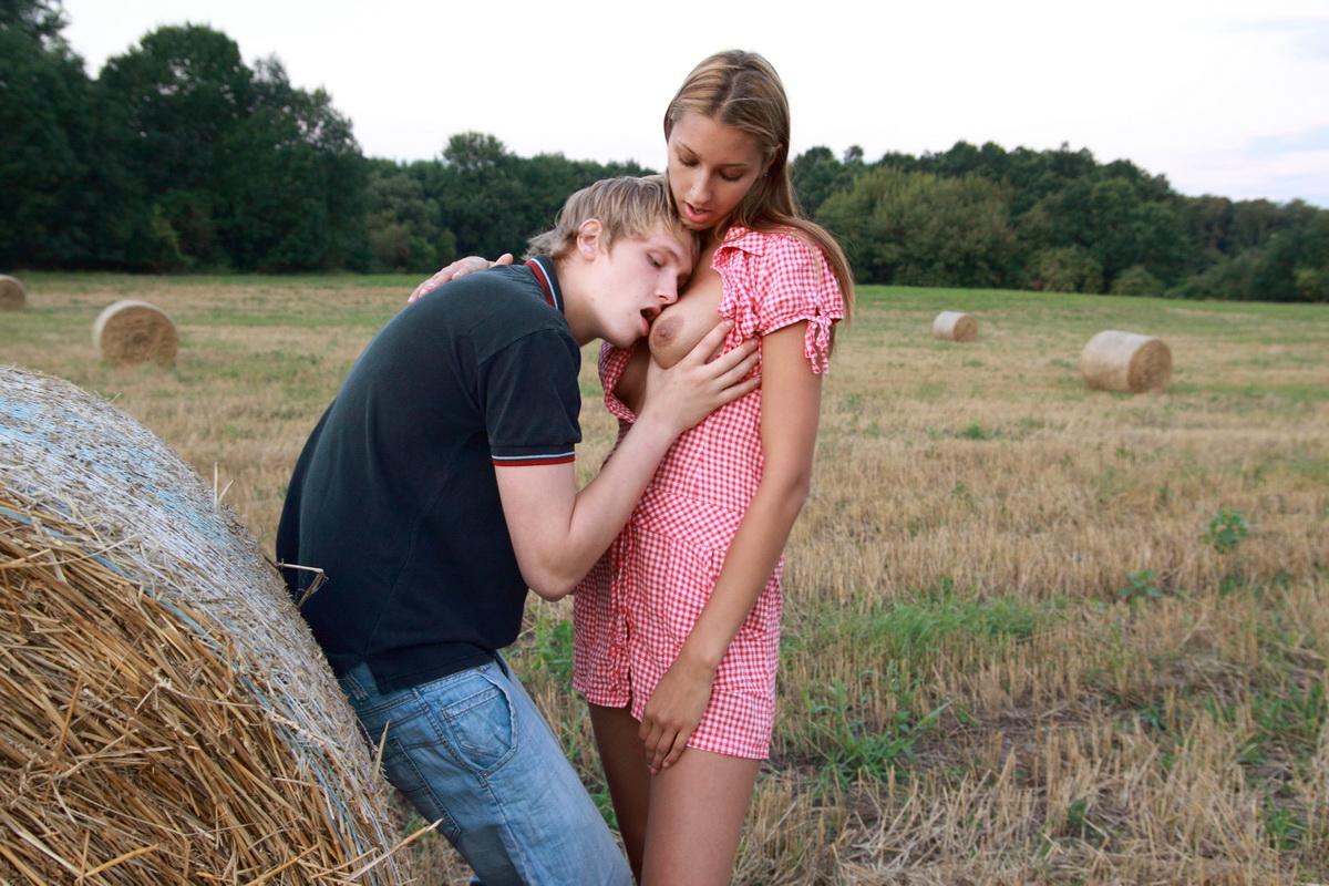 Секс Рассказы Подростки В Деревне
