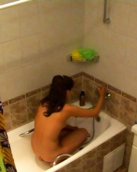 заснял жену в ванной это просто издевательство